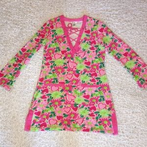 Lilly Pulitzer Vintage Cover Up - Small